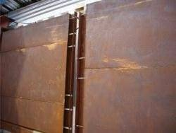 Corten A & B from Europe (Weathering Steel or Atmospheric Corrosion Resistant Steel)
