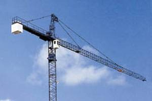 TC5516 Construction Tower Crane-Max. Load 6t