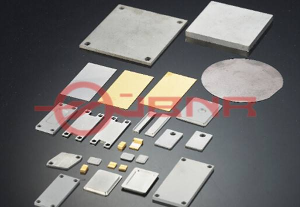 Tungsten Copper Materials/Microelectronic Packing Material/Heat Sink