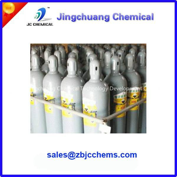 5N 99.999% Hydrogen chloride gas CAS 7647-01-0 electronic grade