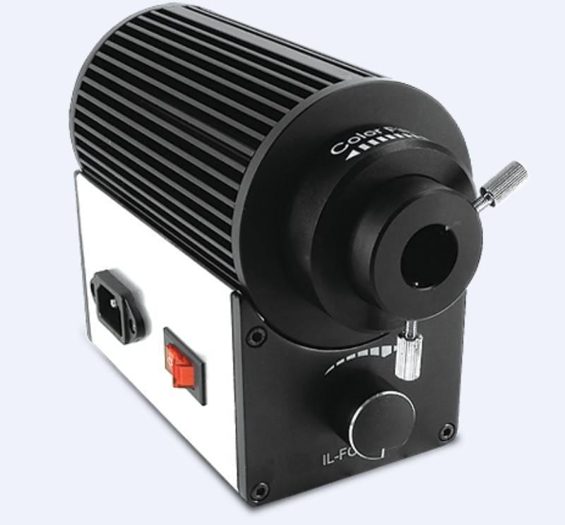 microscope LED fibre optical illuminator IL-FOI-L24