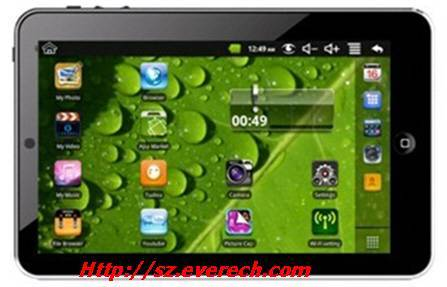 7 inch android tablet pc mid, 10 inch intel tablet pc umpc 5 inch mid pda exporters