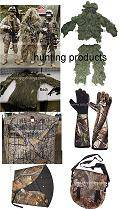 hunting products, hunting tent, hunting cloth, hunting equipment