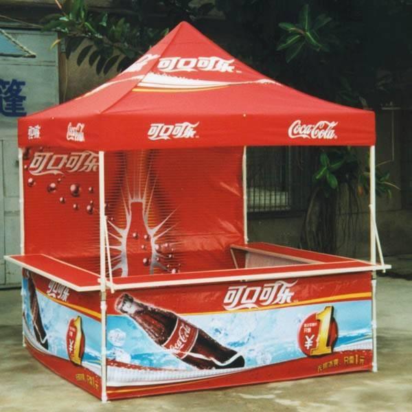 promotion folding tent