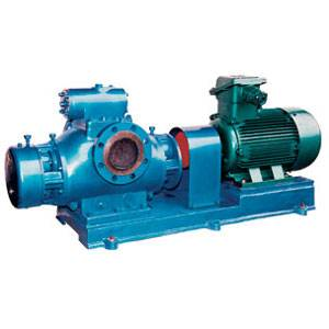 2HSeries double-absorb twin screw pump