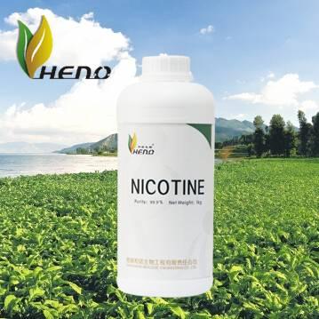 999mg/ml USP Grade tobacco extraction pure nicotine 54-11-5