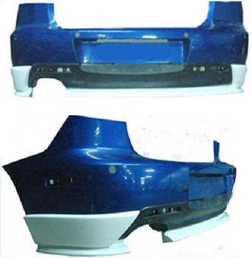 Mazda 3 Body Kit Rear Spoiler Lip (2PCS) PU