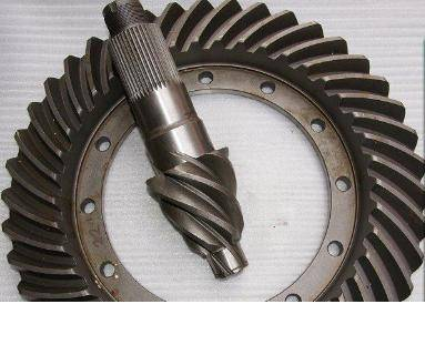 bevel gear-tower crane spare parts