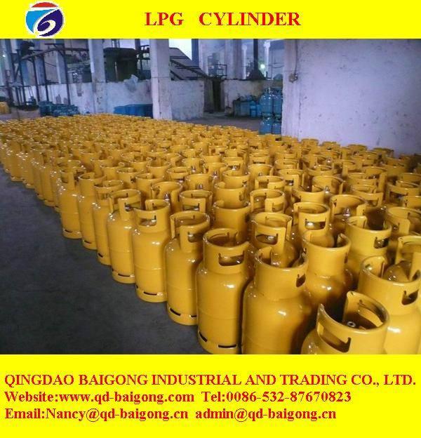 alibaba china LPG gas cylinder pirce best
