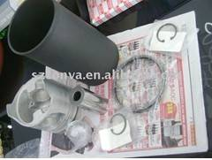 6HK1 cylinder liner&piston kit