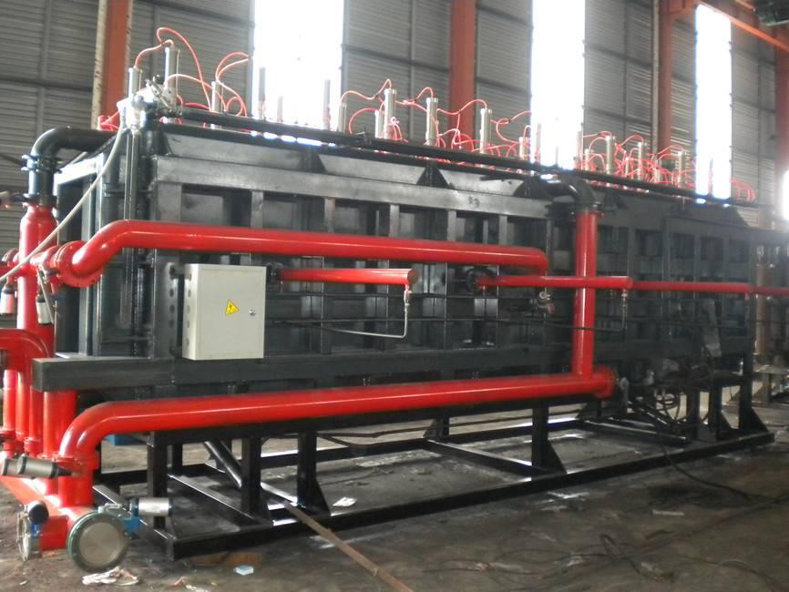 eps foam block molding machine PSB-QZ600