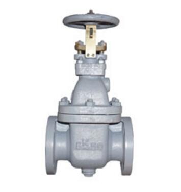 JIS marine gate valve