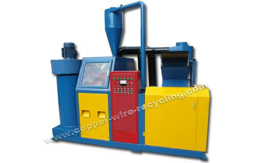 Copper Recycling Machines