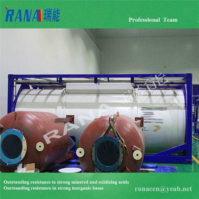 Ultra-clean and high-purity percholoric acid tank