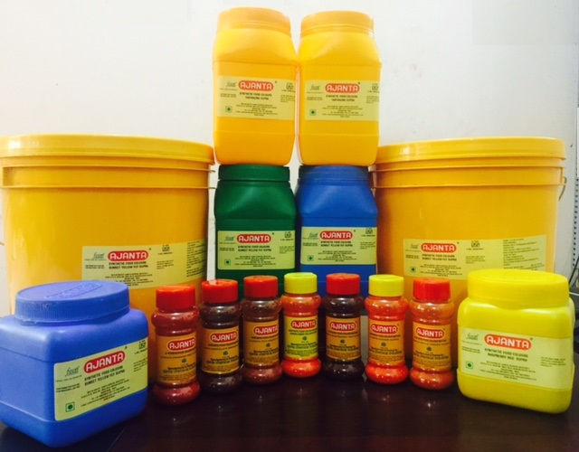 Personal & Home Care Products Colours