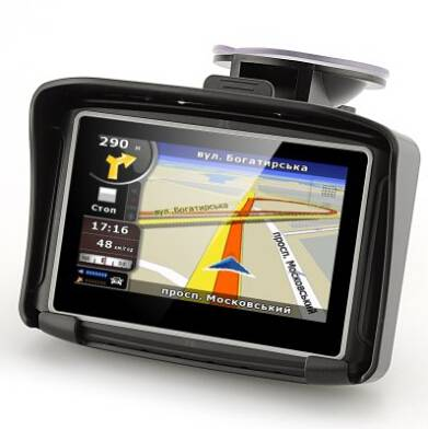 4.3 inch bluetooth auto gps units