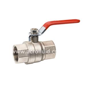 brass ball valve ABV102001