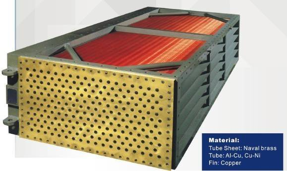Marine boiler repair and heat exchangers construction