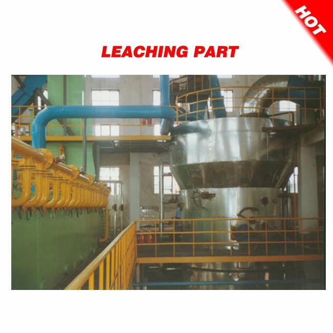 Semi-continuous oil extraction machine