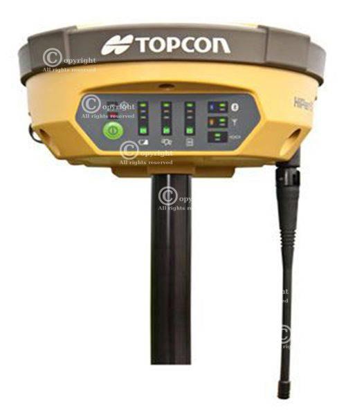 Topcon Hiper V Network Rover GPS