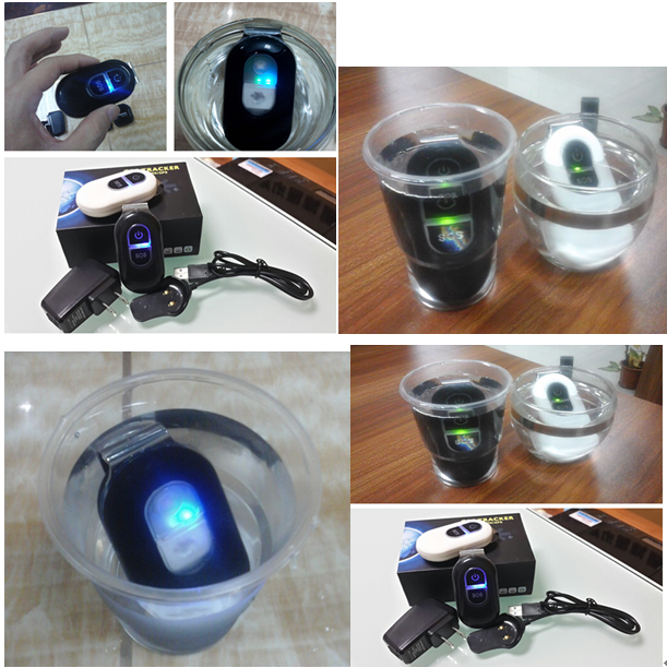 Sell Factory waterproof IPX6 gps tracker for disabled old child NT20
