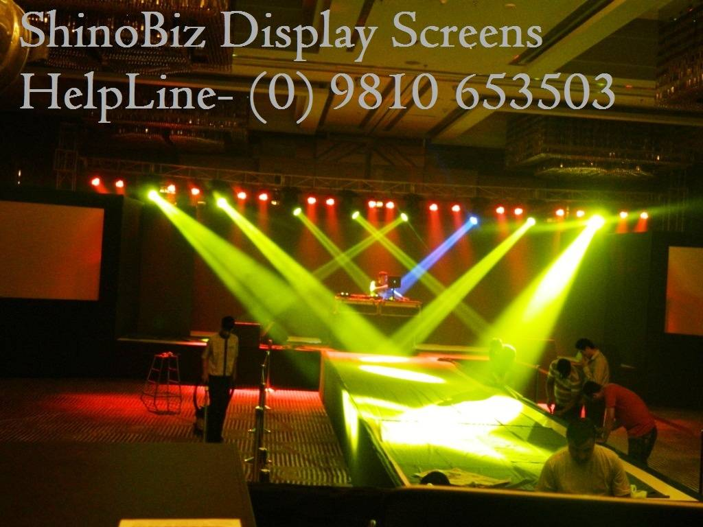 Portable/ mobile display/ biggest/ giant/ truck-mount/ Hydraulic/ Led billboard kolkata, west bengal
