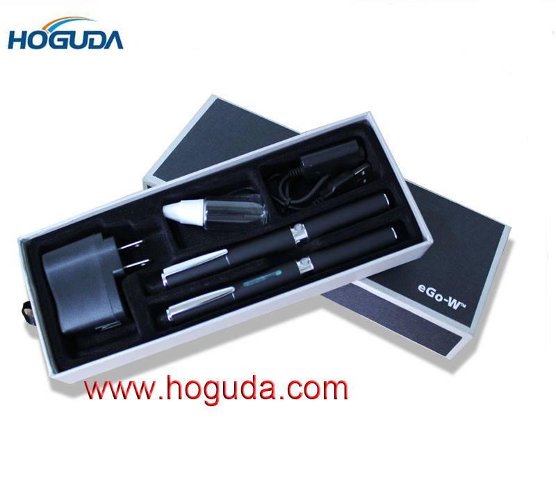 650mah / 900mah / 1100mah Huge vaper Ego W E Cigarette pen style Ego E-Cig