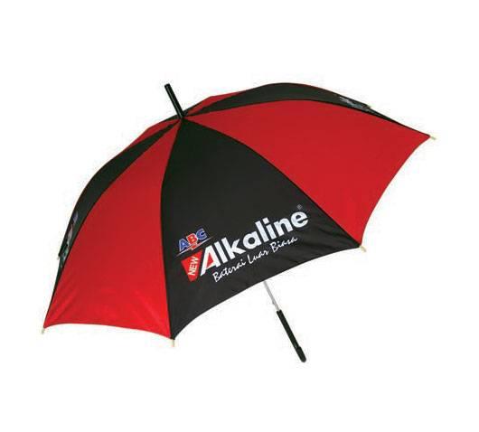 Straight Auto Polyester Advertising Umbrella Promotional Umbrella