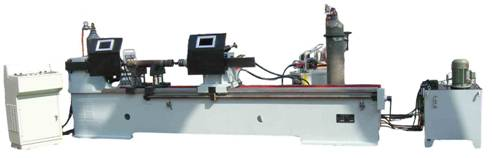 Carrier Roller Automatic Welding Machine