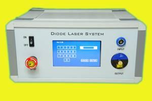 10W diode laser system