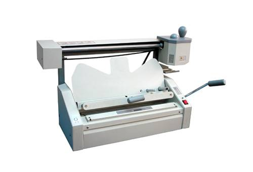 S460E Desktop Super Binding Machine