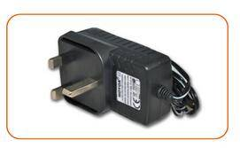 POWER ADAPTER 12V WITH CE BS Approved 24W Max