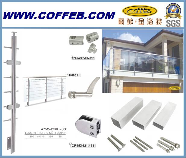 To Glass Railing Handrails