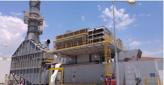 80 MW LM2500 + Dual Fuel Gas Turbine Power Plant