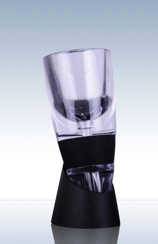 Avoid Vinturi Patent Wine Aerator