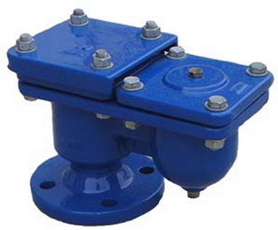 AUTOMATIC AIR VALVE DOUBLE BALL