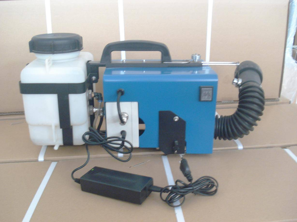 Battery ULV Cold Sprayer/Rechargeable Lithium Battery Sprayer for disinfection and pest control