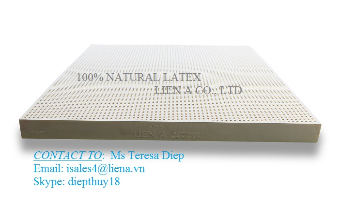 100% Natural Latex Mattress