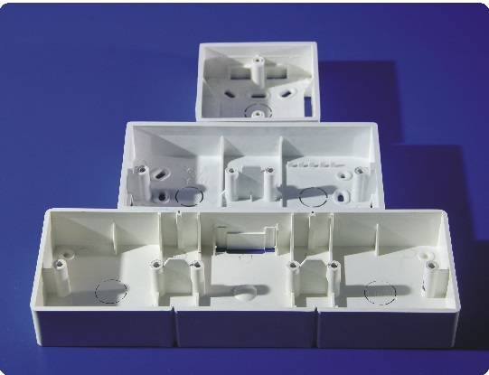 PVC TRUNKING SWITCH BOX