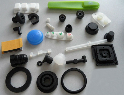 Sell Molded EPDM Rubber Products Rubber Parts for Industrial Usage