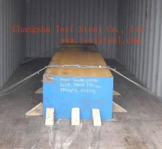 Die & tool steel round bar H13, D2 ect