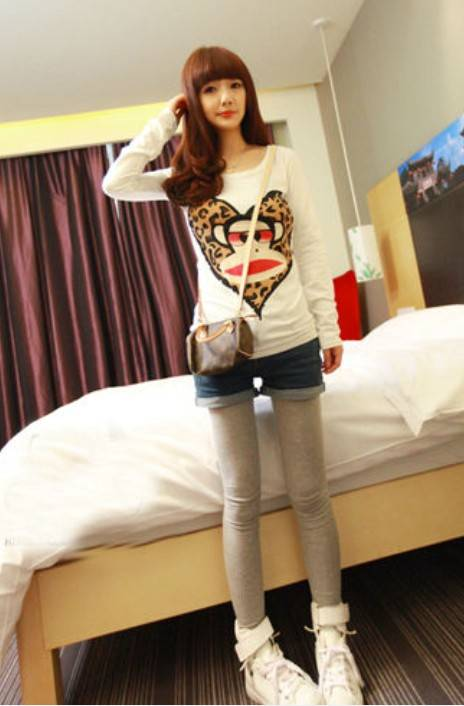 Wholeslae Tops/Girls T-shirt/Cheap Korean Clothes,Buy Clothes from China