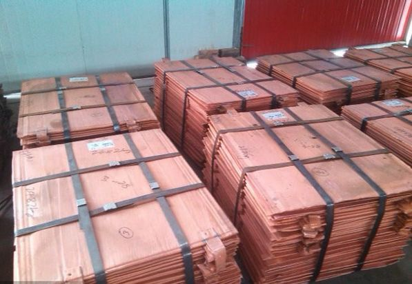 sale copper cathode