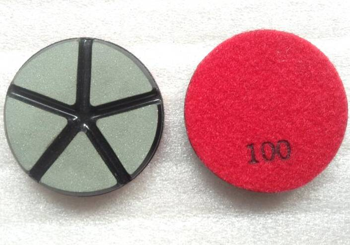 Ceramic Transitional Polishing Pads