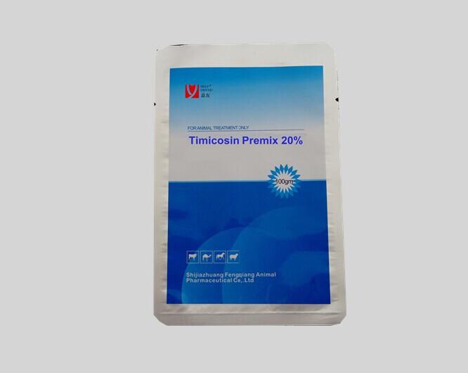 Tilmicosin Phosphate 20% Premix