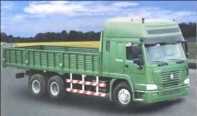 6x4 cargo truck