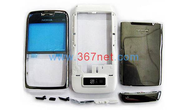 Nokia E71 Original Housing With Small Parts