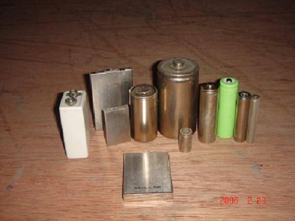 buying NI-MH,NI-CD,LI-ION battery scrap