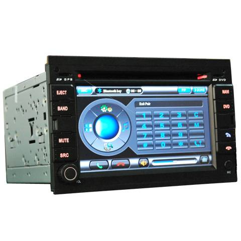 All-in-one Special Car DVD Player For 08, 09 Peugeot 307 / 08, 09 Peugeot 207 / Volkswagen Passat B5