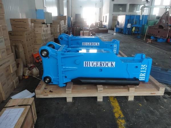 HugeRock Hydraulic Breaker HR135